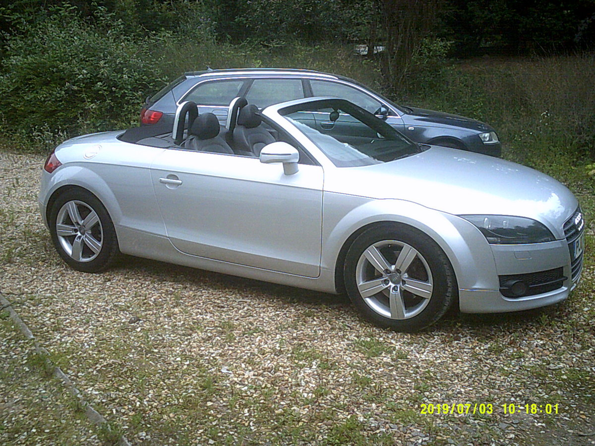 SMART TT 2007 REG O7 PLATE GOS GREAT POWERED HOOD LEATHER   For Sale (picture 6 of 6)