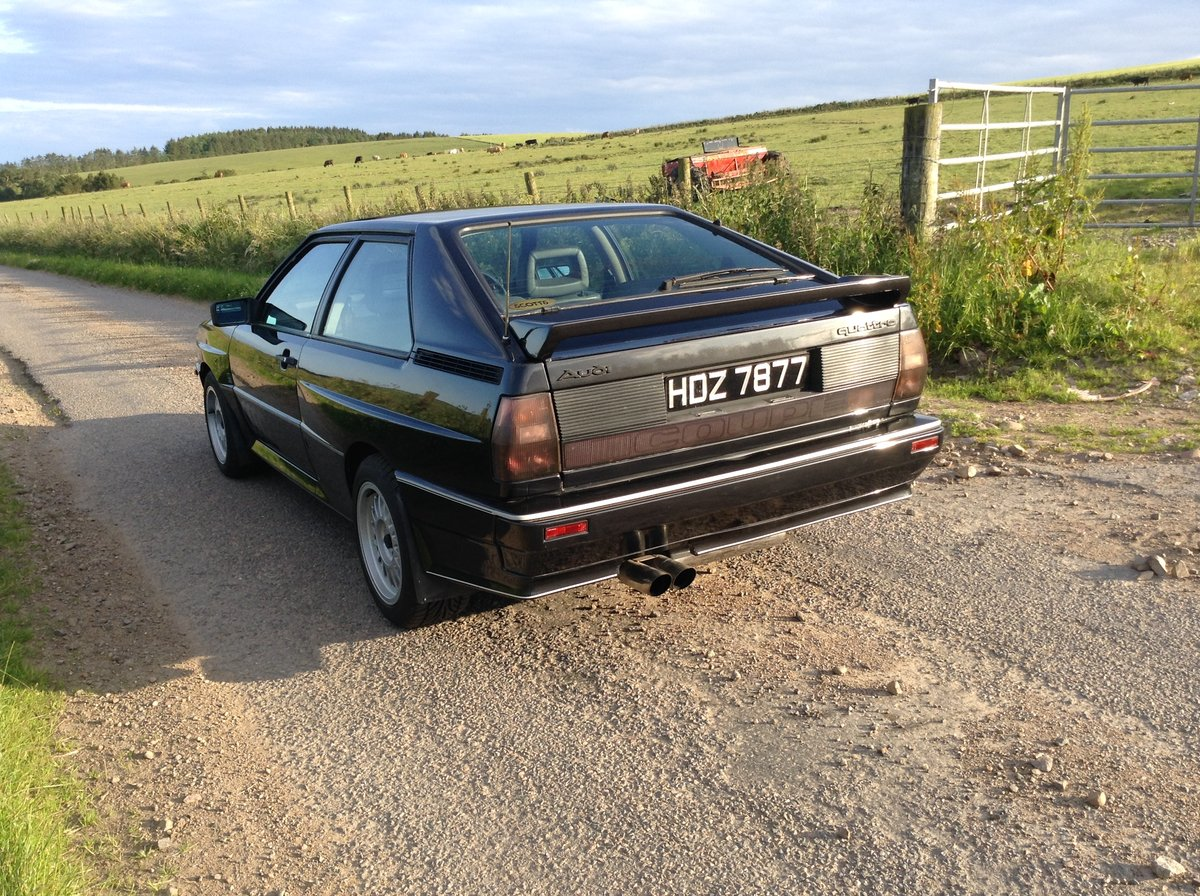 1990 Audi quattro  For Sale (picture 4 of 6)