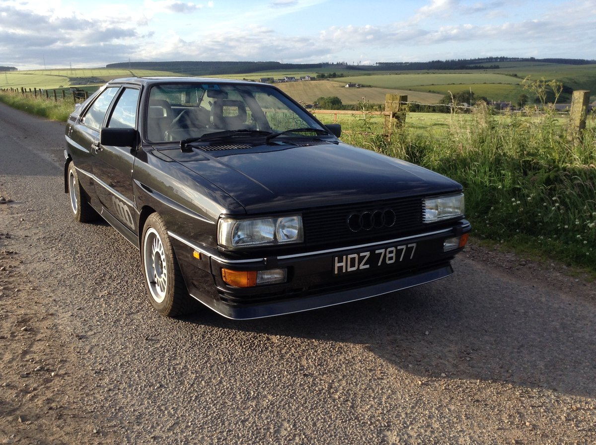 1990 Audi quattro  For Sale (picture 5 of 6)