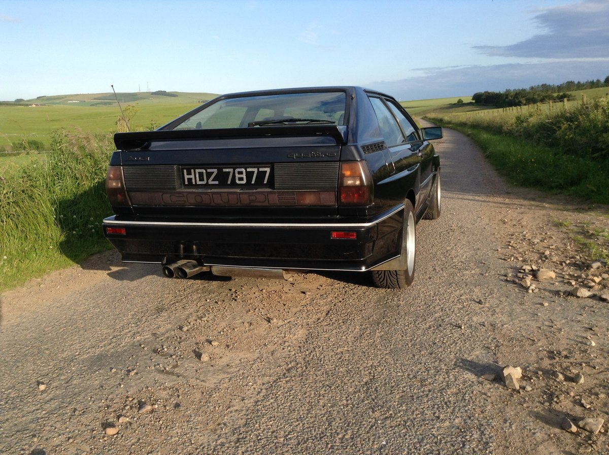 1990 Audi quattro  For Sale (picture 6 of 6)