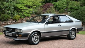 1983 Audi Coupe GT 5S (B2-Type 81) 2.2 Fuel Injection For Sale