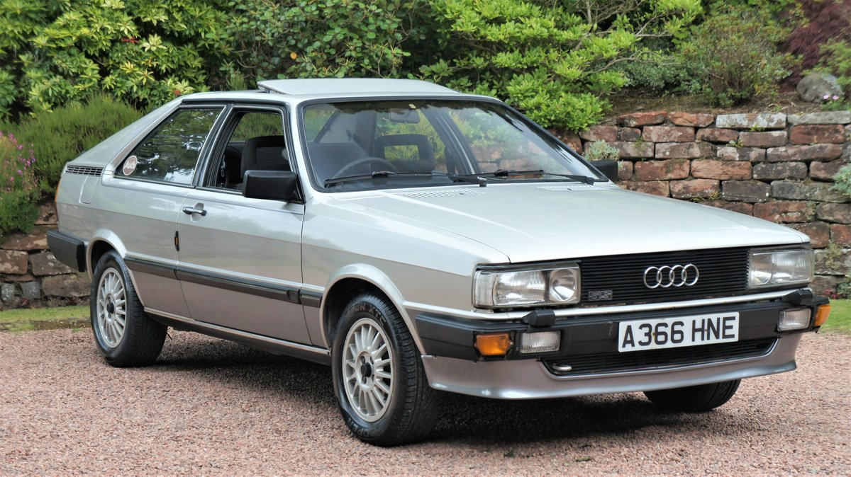 1983 Audi Coupe GT 5S (B2-Type 81) 2.2 Fuel Injection For Sale (picture 2 of 6)