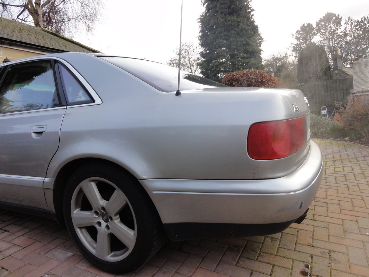Audi A8 4.2 Quattro Sport 1997 (Series 1) SOLD For Sale (picture 3 of 6)