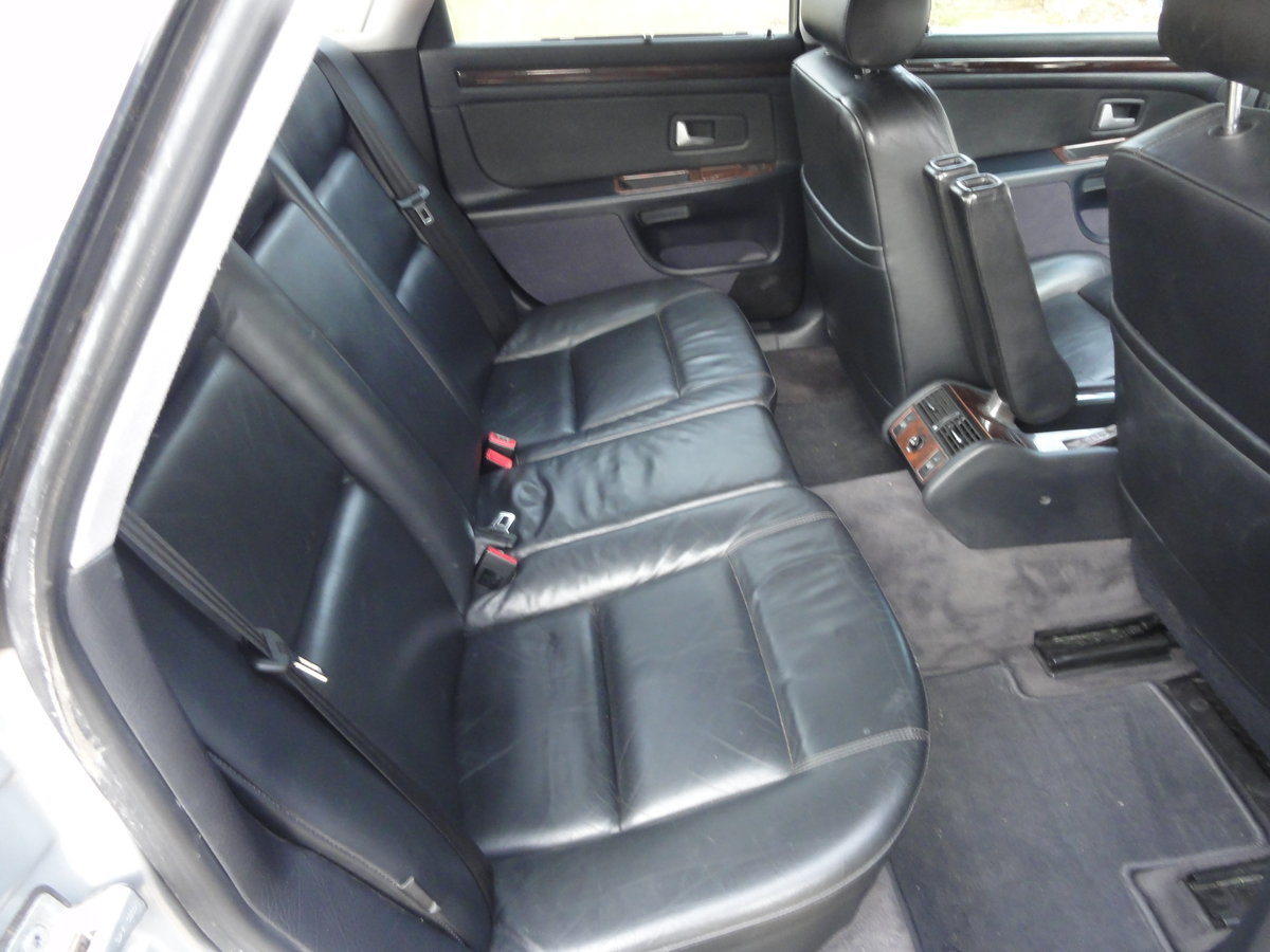 Audi A8 4.2 Quattro Sport 1997 (Series 1) SOLD For Sale (picture 5 of 6)