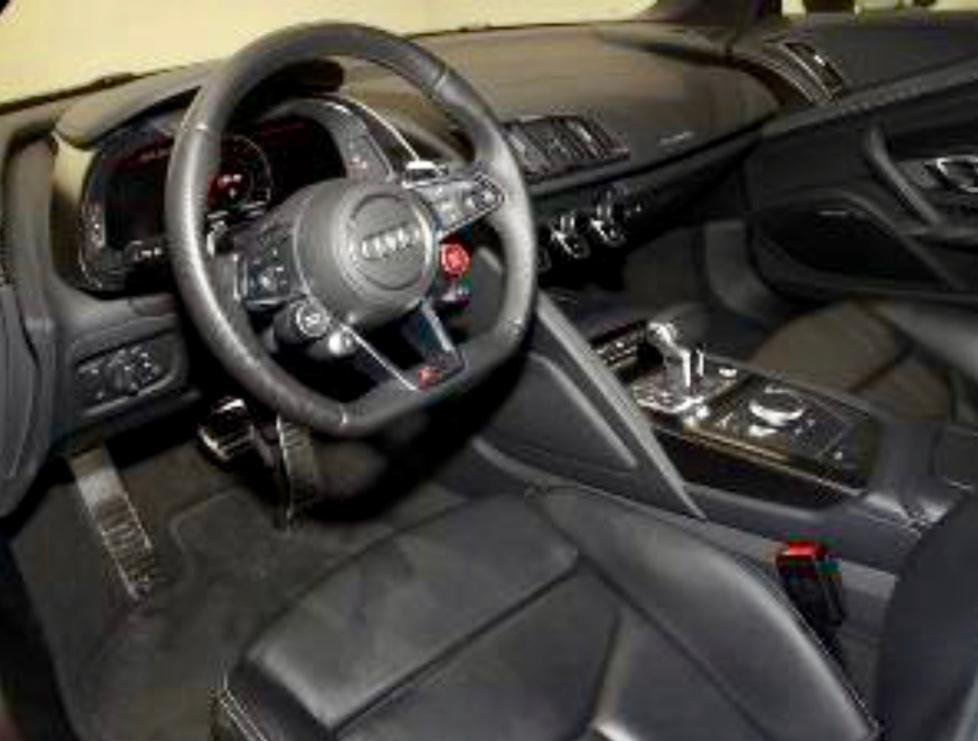 2016 LHD - Audi R8 5.2FSi Plus Quattro S Tronic 610CV For Sale (picture 2 of 5)