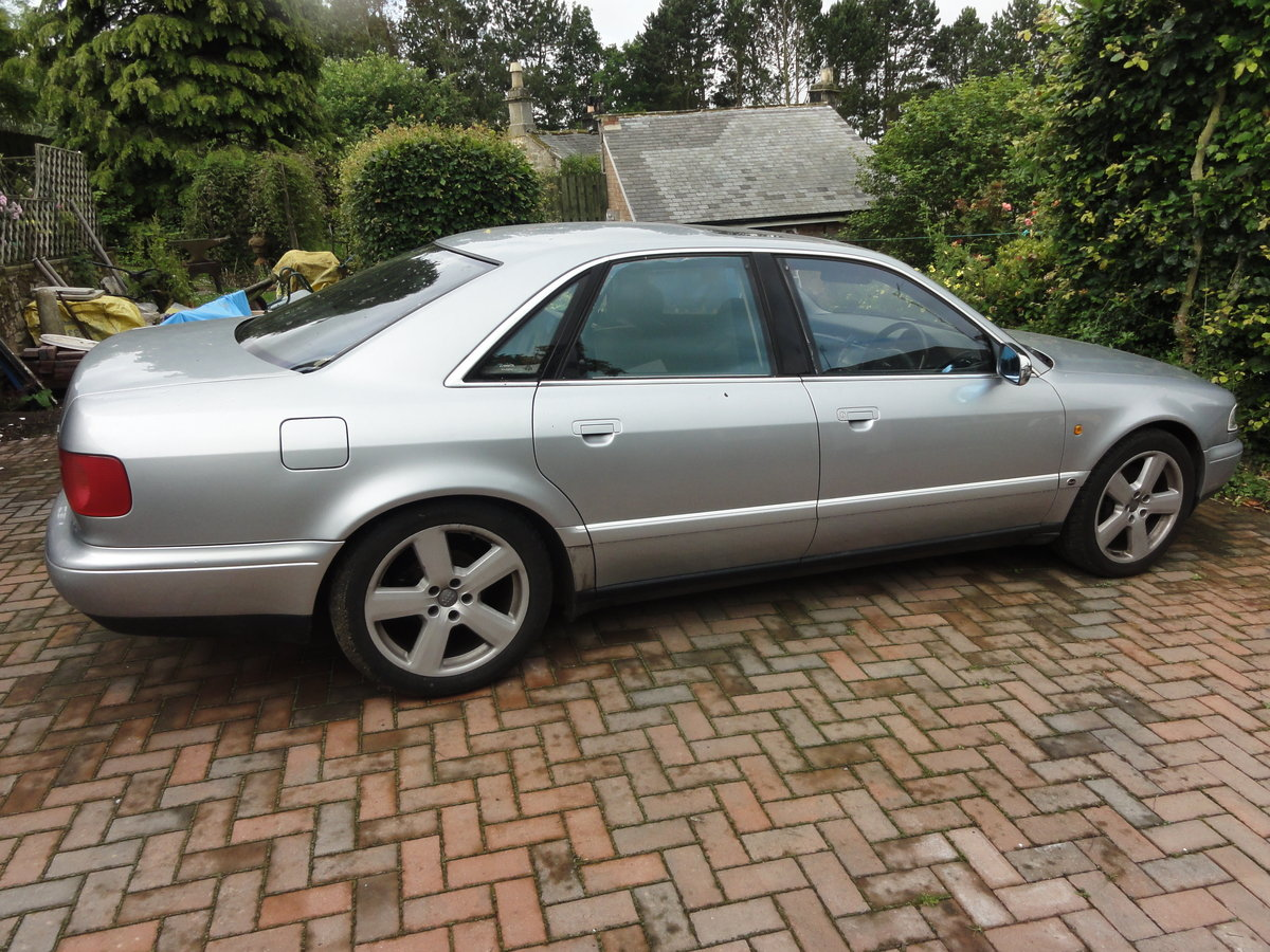 Audi A8 4.2 Quattro Sport 1997 (Series 1) SOLD For Sale (picture 2 of 6)
