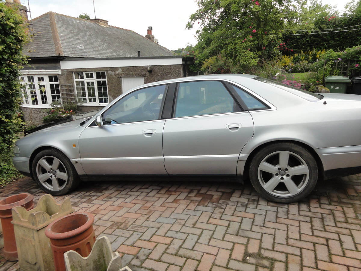 Audi A8 4.2 Quattro Sport 1997 (Series 1) SOLD For Sale (picture 1 of 6)