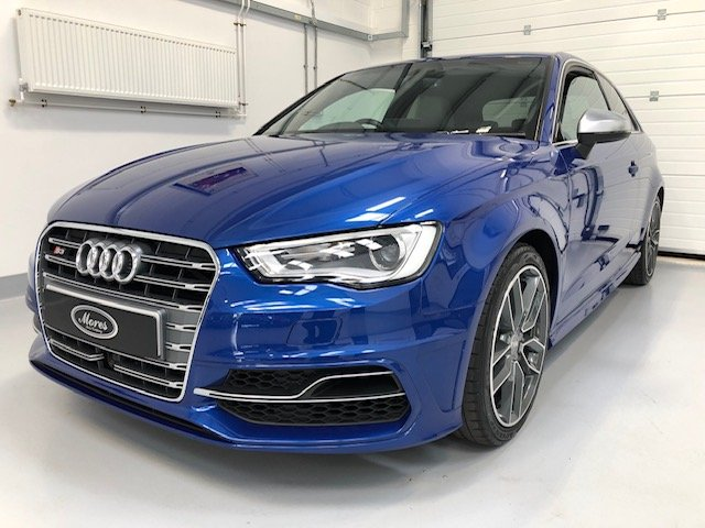 2016 Audi S3 S - Tronic   SOLD (picture 1 of 6)