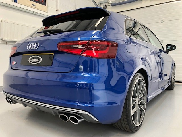 2016 Audi S3 S - Tronic   SOLD (picture 2 of 6)