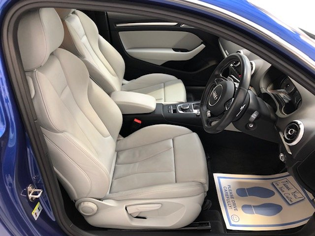 2016 Audi S3 S - Tronic   SOLD (picture 4 of 6)