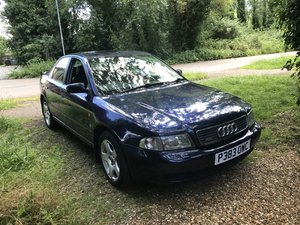 1997 2.8 A4 Quattro Low Mileage 59k For Sale