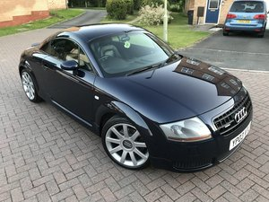 2003 Audi TT 225bhp*Quattro*Facelift*New Clutch/Wheels*MINT* For Sale