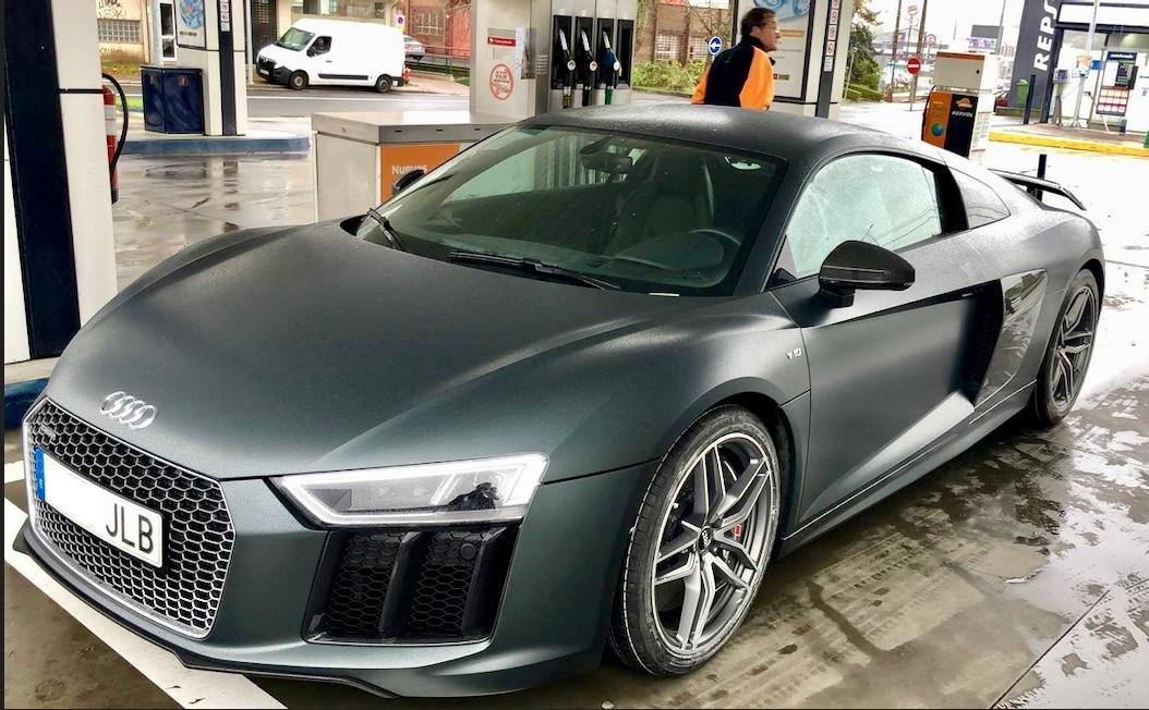 2016 LHD - Audi R8 5.2FSi Plus Quattro S Tronic 610CV For Sale (picture 5 of 5)