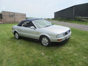 1993 Audi Cabriolet SOLD
