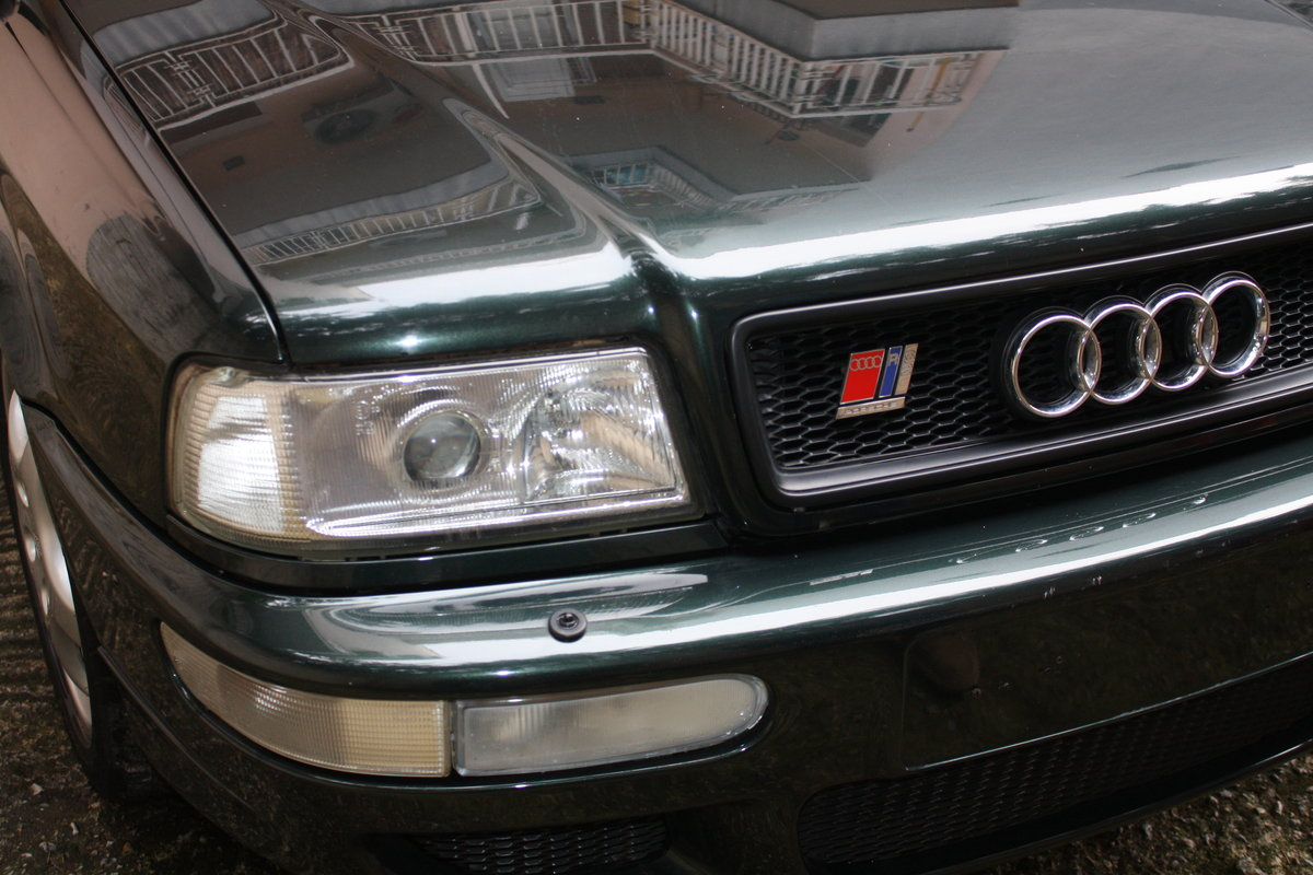 1995 One and Only Audi RS2 For Sale (picture 2 of 6)