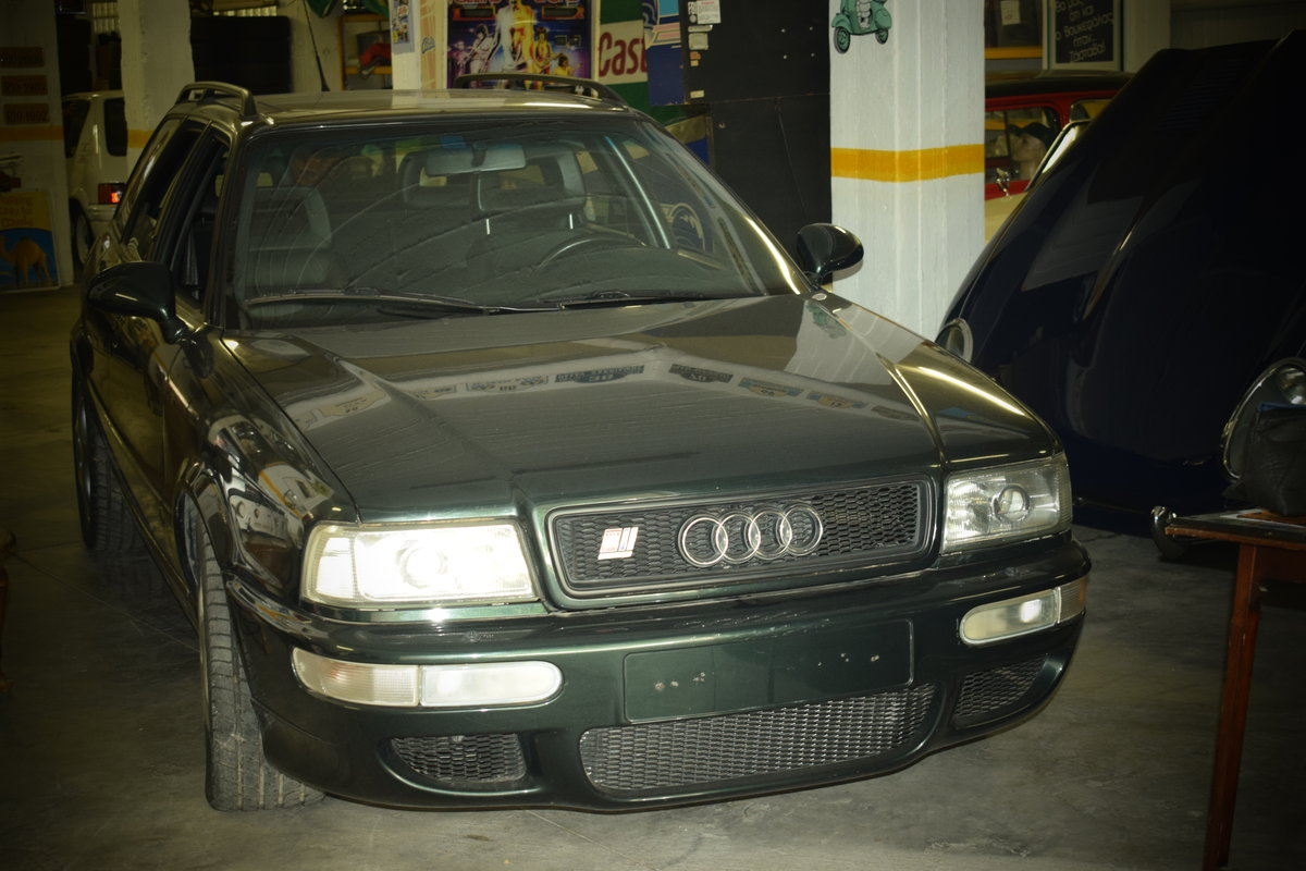 1995 One and Only Audi RS2 For Sale (picture 3 of 6)