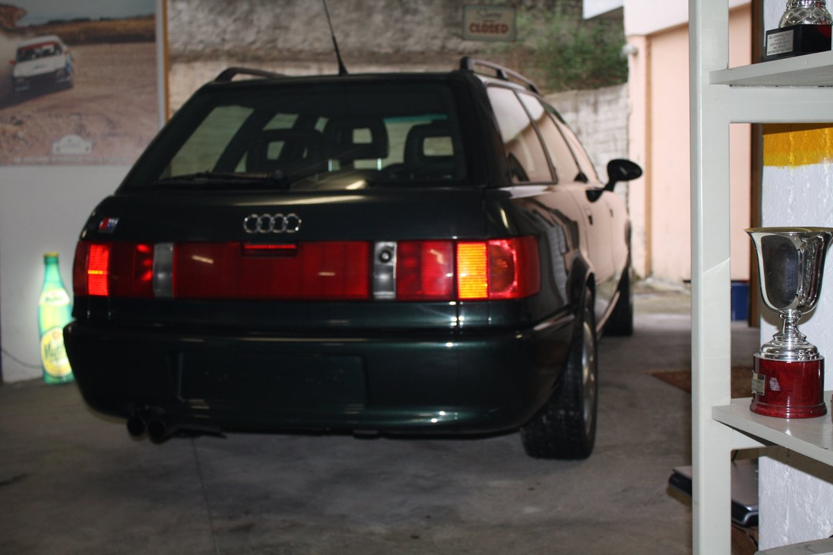 1995 One and Only Audi RS2 For Sale (picture 4 of 6)
