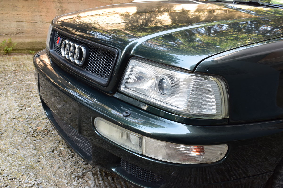1995 One and Only Audi RS2 For Sale (picture 5 of 6)