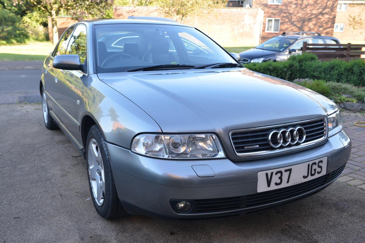 1999 Audi A4 B5 2.8 QUATTRO For Sale (picture 2 of 6)