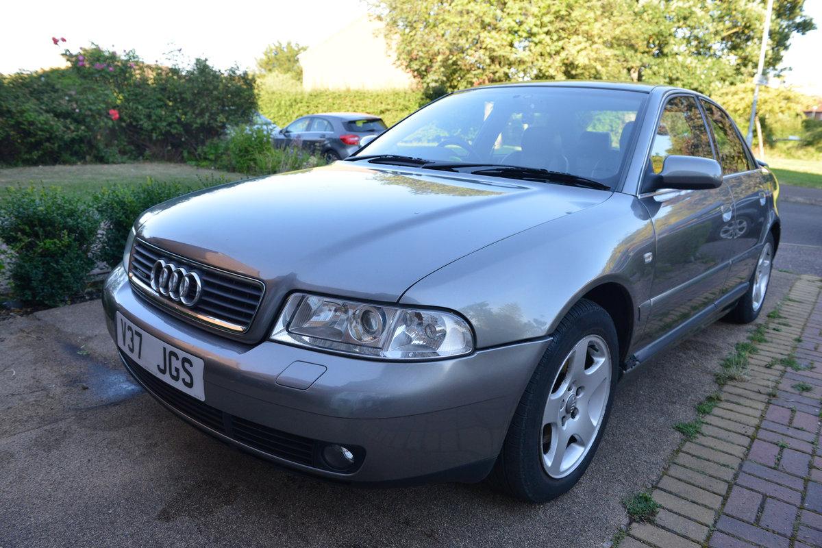 1999 Audi A4 B5 2.8 QUATTRO For Sale (picture 1 of 6)