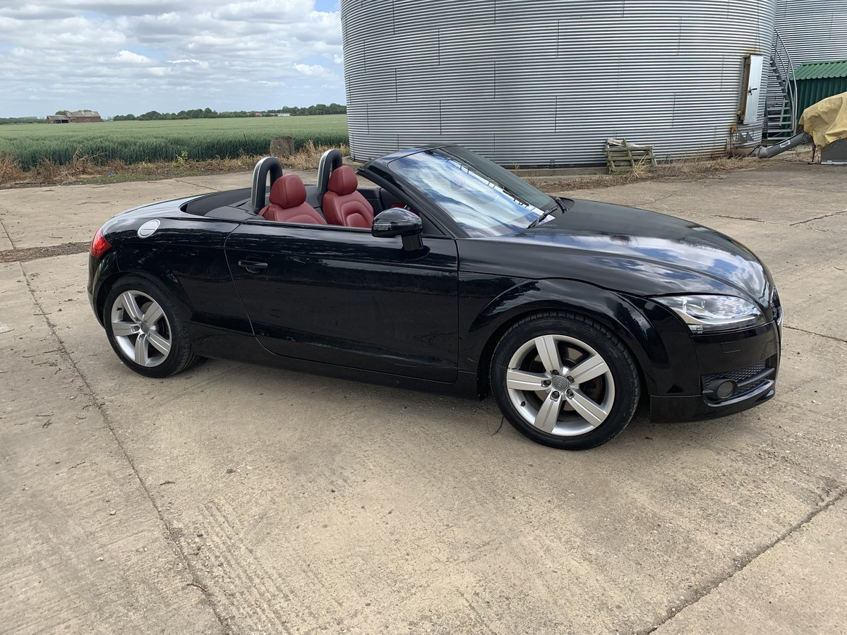 AUDI TT 2.0 TFSI AUTOMATIC ROADSTER 2007 For Sale (picture 1 of 5)