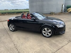 AUDI TT 2.0 TFSI AUTOMATIC ROADSTER 2007 For Sale
