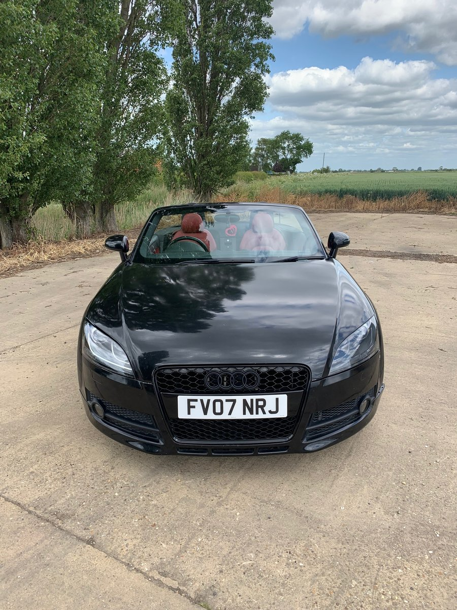 AUDI TT 2.0 TFSI AUTOMATIC ROADSTER 2007 For Sale (picture 2 of 5)