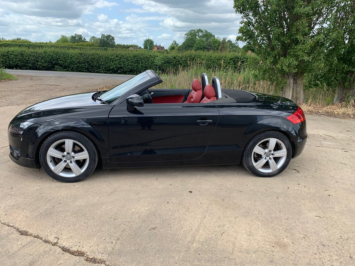 AUDI TT 2.0 TFSI AUTOMATIC ROADSTER 2007 For Sale (picture 3 of 5)