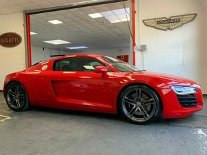 2008 Audi R8 4.2 21,000 miles manual Jersey Car For Sale