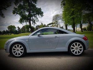 2002 Super rare 1.8t Aviator Grey TT Quattro Coupe