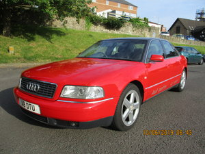 1999 Audi A8 OUTSTANDING PERFORMANCE and CONDITION
