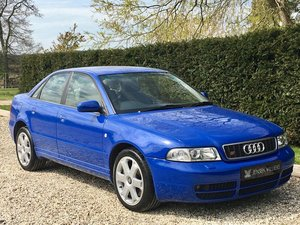 1999 Audi S4 (B5) **Full Audi History, 2 Owners, New Turbos** SOLD
