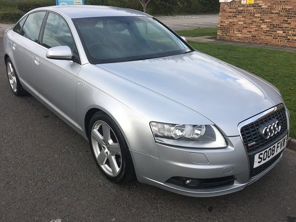 2008 AUDI A6 2.0 TDI S LINE For Sale (picture 1 of 6)