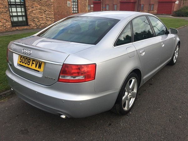 2008 AUDI A6 2.0 TDI S LINE For Sale (picture 2 of 6)