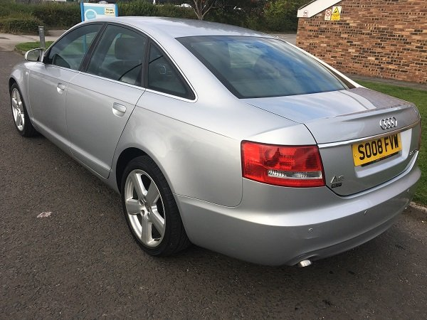 2008 AUDI A6 2.0 TDI S LINE For Sale (picture 3 of 6)