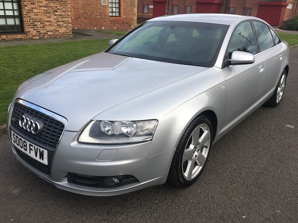 2008 AUDI A6 2.0 TDI S LINE For Sale (picture 4 of 6)