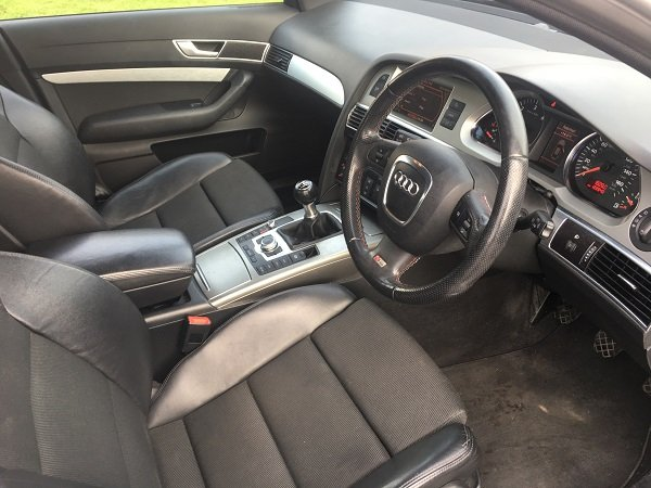 2008 AUDI A6 2.0 TDI S LINE For Sale (picture 5 of 6)
