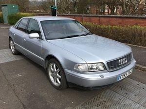 1998 Audi A8 4.2 Quattro excellent condition For Sale