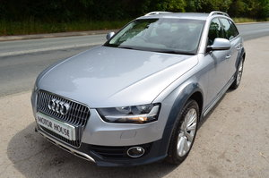 Audi A4 Allroad 2.0 Quattro 2014 For Sale