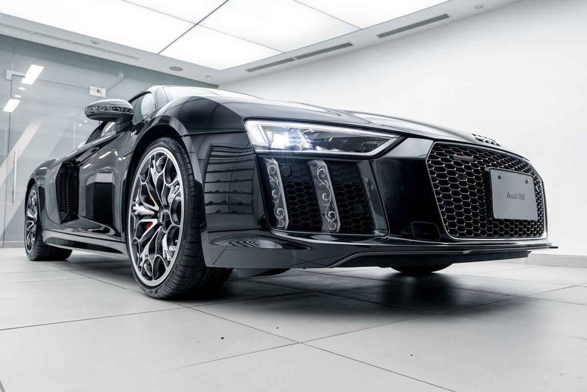 2016 One of one , Audi R8, Final Fantasy Edition For Sale (picture 4 of 4)