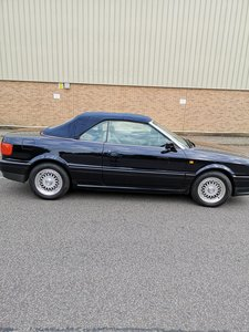 1996 Audi cabriolet For Sale