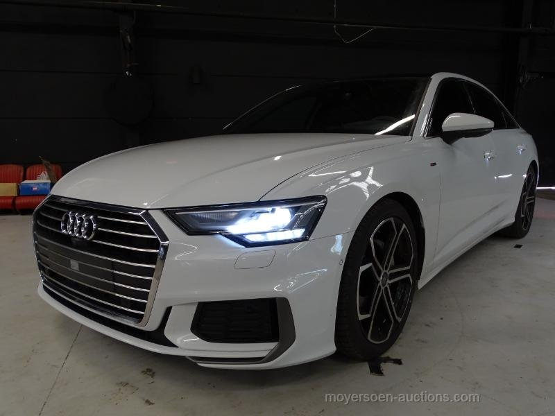 2019 AUDI A6 S-line 40 TDI For Sale by Auction (picture 1 of 6)