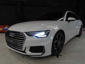 2019 AUDI A6 S-line 40 TDI For Sale by Auction