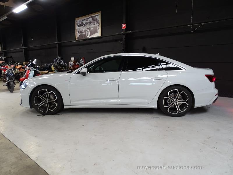 2019 AUDI A6 S-line 40 TDI For Sale by Auction (picture 2 of 6)