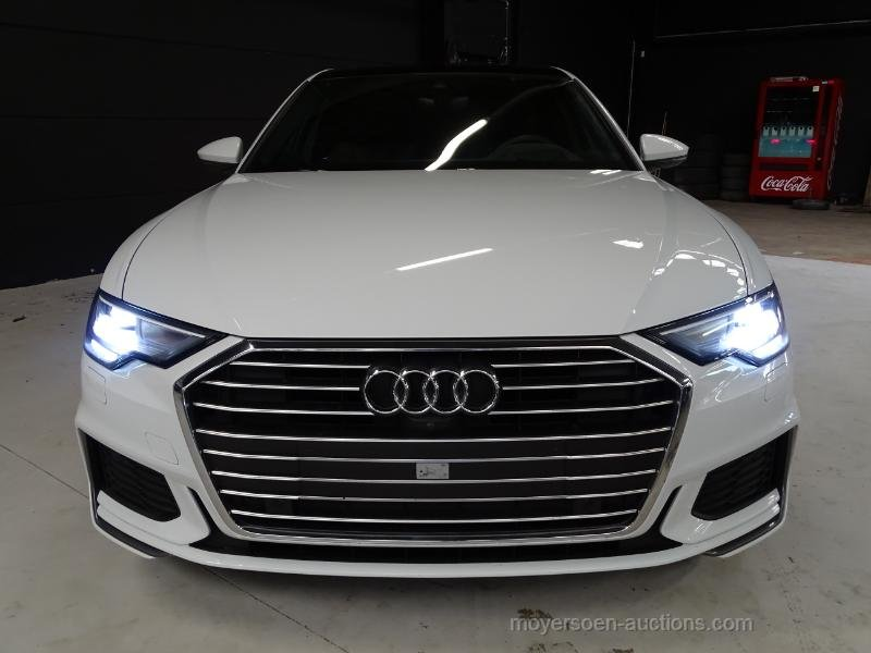 2019 AUDI A6 S-line 40 TDI For Sale by Auction (picture 4 of 6)