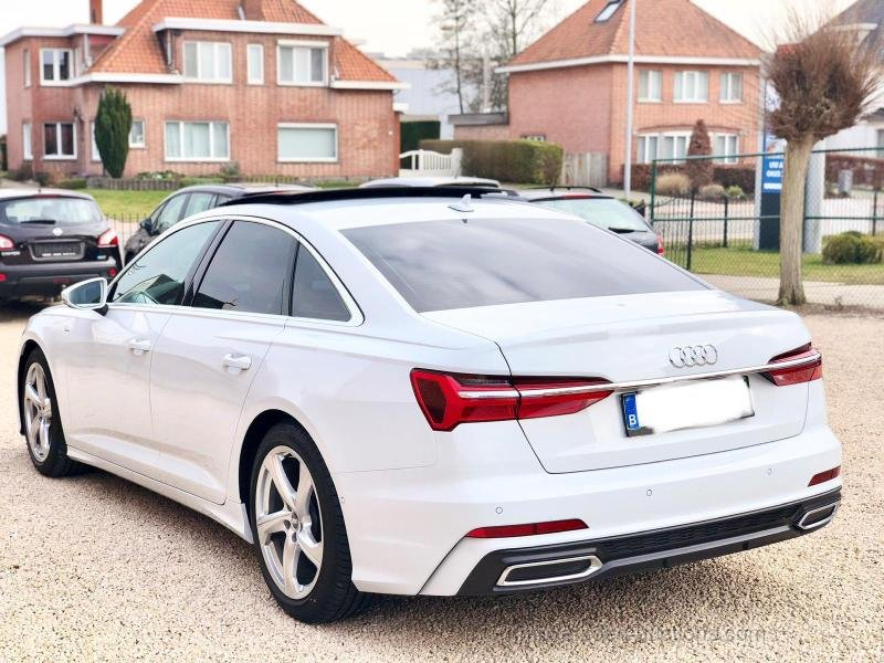 2019 AUDI A6 S-line 40 TDI For Sale by Auction (picture 6 of 6)