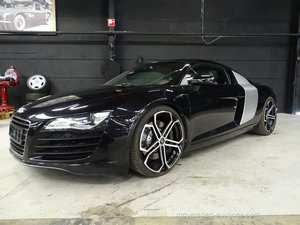 2007 AUDI R8  For Sale by Auction