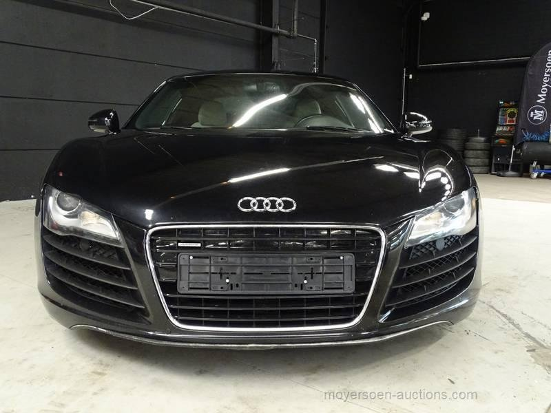 2007 AUDI R8  For Sale by Auction (picture 6 of 6)
