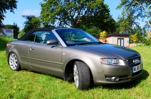 2006 Immaculate one owner A4 Sport Quattro TDI V6 auto For Sale