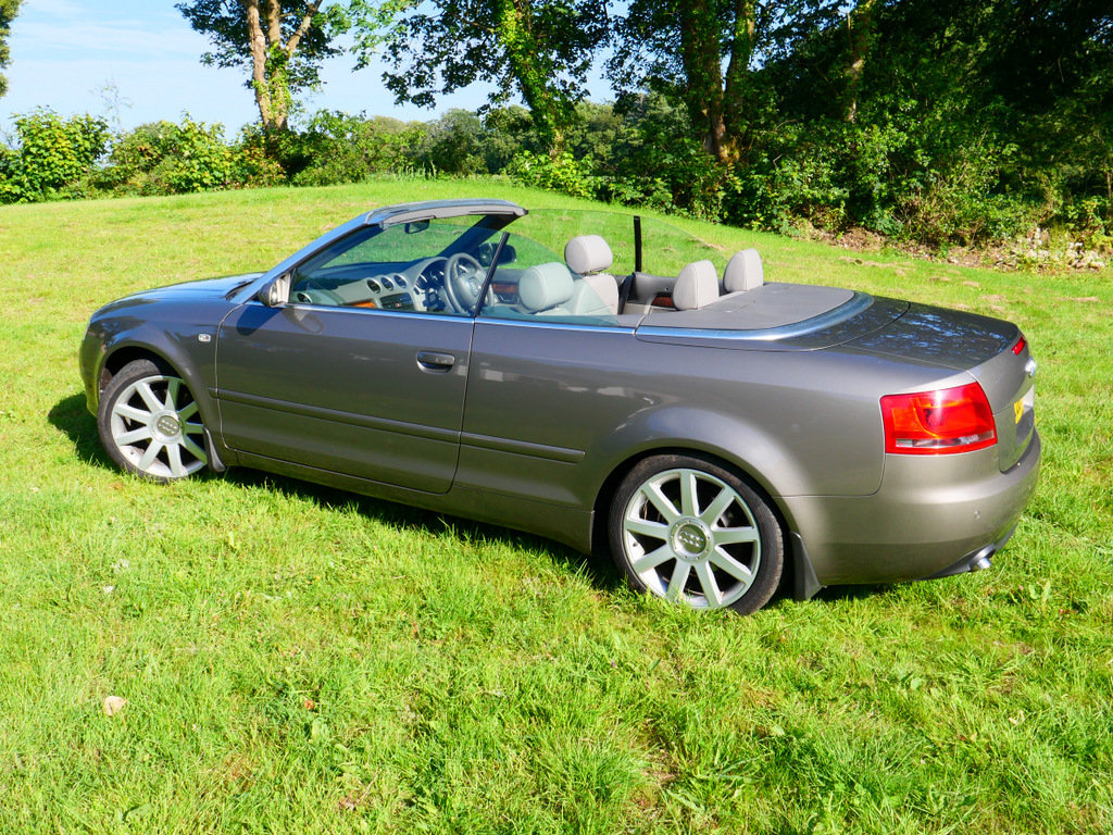 2006 Immaculate one owner A4 Sport Quattro TDI V6 auto For Sale (picture 2 of 6)